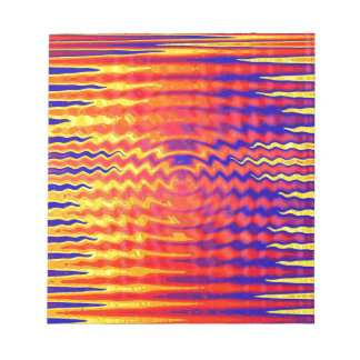Ripples in a dream notepad