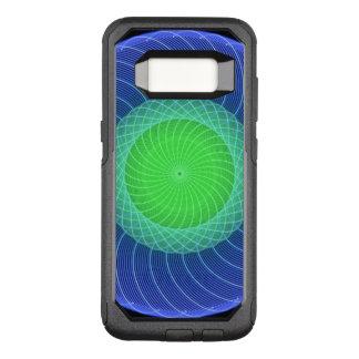 Ripples Mandala OtterBox Commuter Samsung Galaxy S8 Case