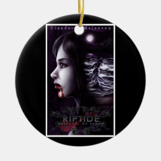 Riptide Cover Christmas Ornament