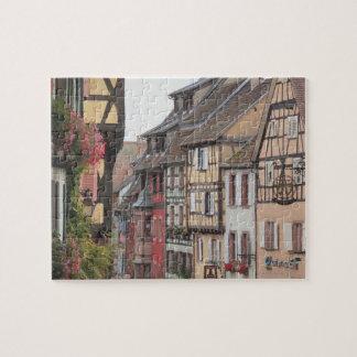 Riquewihr, Alsace, France Jigsaw Puzzle