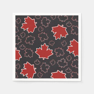 Rise Above Canada Day Party Paper Napkins