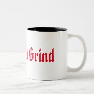 Rise and Grind Coffee Mug