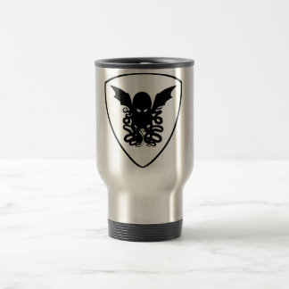 Rise and Shine Cthulhu - Travel Mug