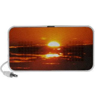 Rise And Shine Sunrise Laptop Speakers