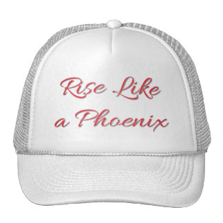 Rise Like a Phoenix Cap