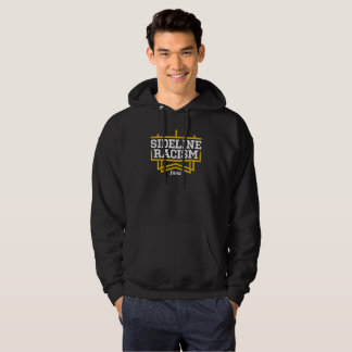 RISE Men's Basic Hooded Sweatshirt black/yellow