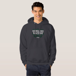 RISE Men's Basic Hooded Sweatshirt gray/green