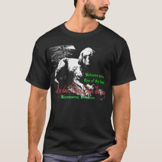 Rise of the Dead--Butte des Morts Ghost Society T-Shirt