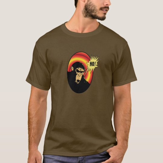 Rise of the Planet of the Apes T-Shirt