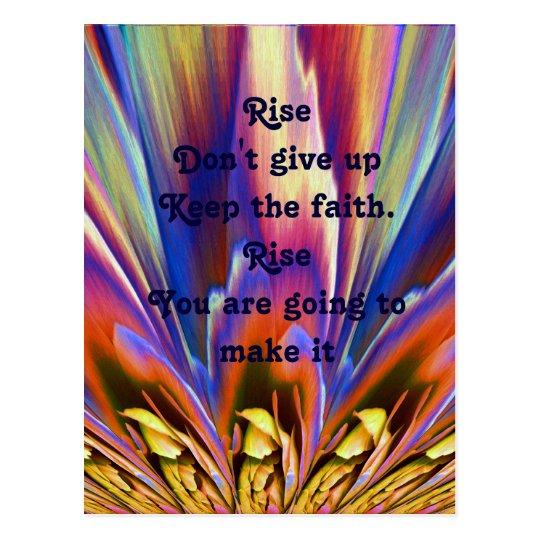 Rise_ Postcard