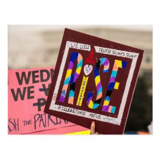 Rise Postcard