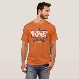 RISE Sideline Racism T-shirt men's orange/navy