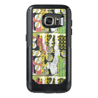 Rise Up Collage Pattern OtterBox Samsung Galaxy S7 Case
