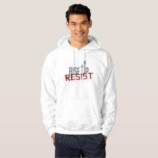 Rise Up, Resist Men's Basic Hoodie