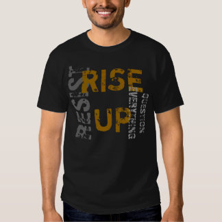 Rise up - Resist - Question Everything T-shirt