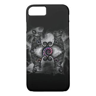 Rise with me iPhone cover