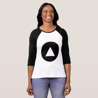 Rise Women's 3/4 Sleeve Raglan T-Shirt