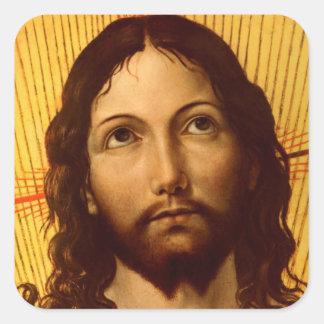 Risen Christ Stickers