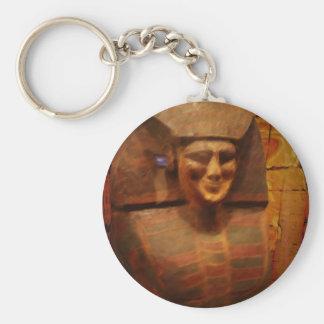 Rishi Coffin Key Ring