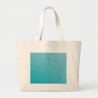 Rising Bubbles Large Tote Bag