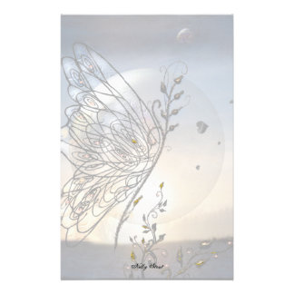 Rising Butterfly! Customized Stationery