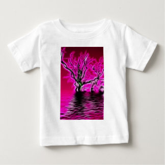 Rising from the depths baby T-Shirt