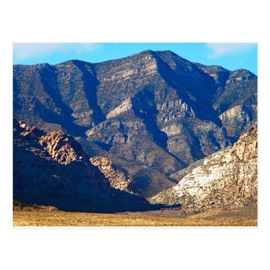 Rising From The Desert Postcard