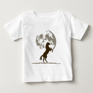 Rising Horse Moon (light) Infant T-Shirt