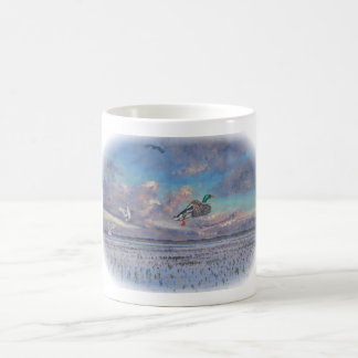 Rising Mallards Coffee Mug