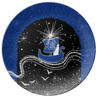 Rising of the Star plate Porcelain Plates