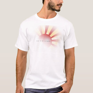 Rising Red Sun T-Shirt