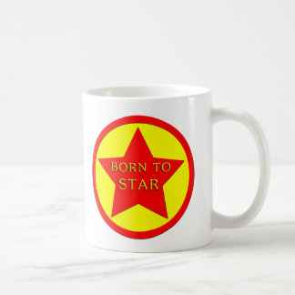 Rising Star Basic White Mug