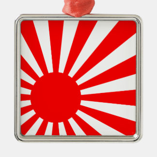 Rising Sun Christmas Ornament