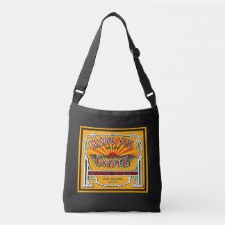Rising Sun Coffee Crossbody Bag