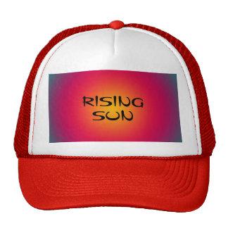 Rising Sun color harmony Cap