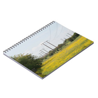 Rising Sun Country Park Notebook
