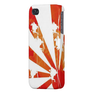 Rising Sun Cover For iPhone 4