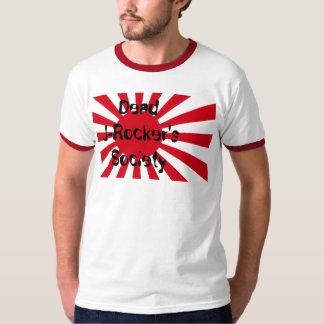Rising Sun, Dead J-Rocker's Society T Shirt