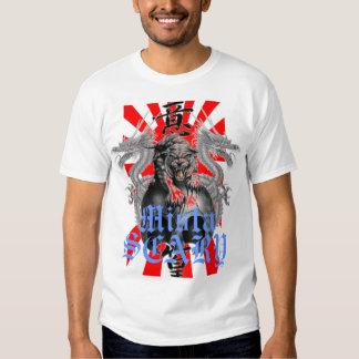 Rising Sun Dragon Tiger T-shirt - ... - Customized