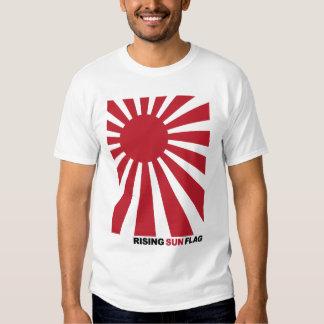 RISING SUN FLAG/Asahi day flag Tshirt