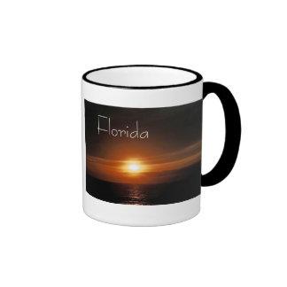 Rising Sun -- Florida Ringer Mug