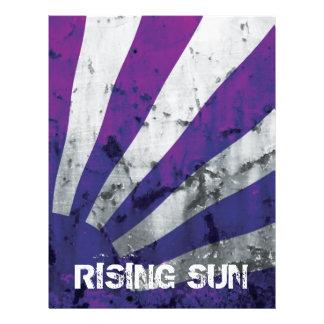 Rising Sun Flyer