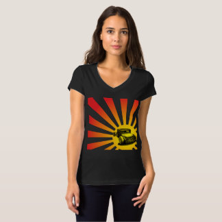Rising sun hot rod T-Shirt