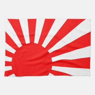 Rising Sun Tea Towel