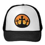Rising Sun - Three Crosses Hats