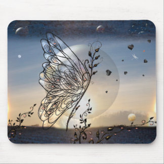 Rising to the Stars Mouse Pads