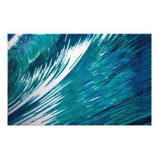 'Rising Wave' Photo Print by Coastal Artist Juul