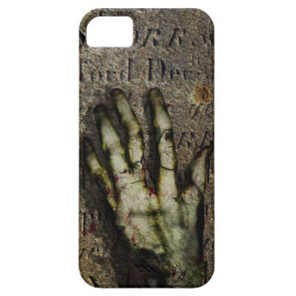 Rising Zombie Hand iPhone 5 Cover