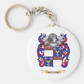 Ritchie Coat of Arms (Family Crest) Key Chains