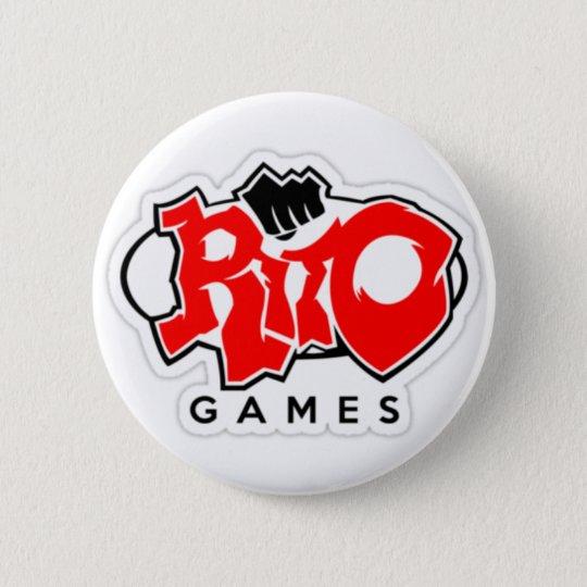 Rite Games 6 Cm Round Badge
